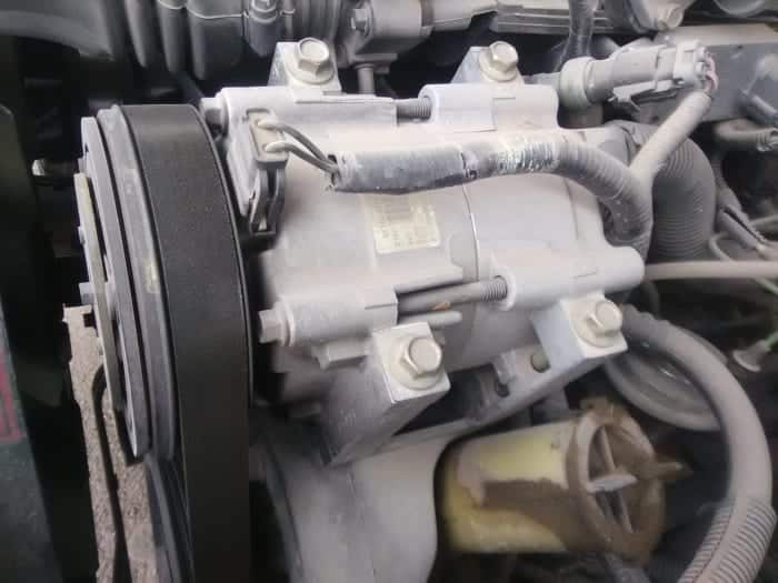 AC system noises can help you diagnose system problems.