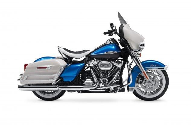042621 2021 harley davidson electra glide revival whitesweep 001 2 Harley-Davidson Electra Glide Revival de edición limitada lanza la colección de iconos