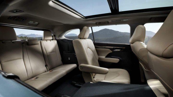 Toyota Highlander híbrido 2021
