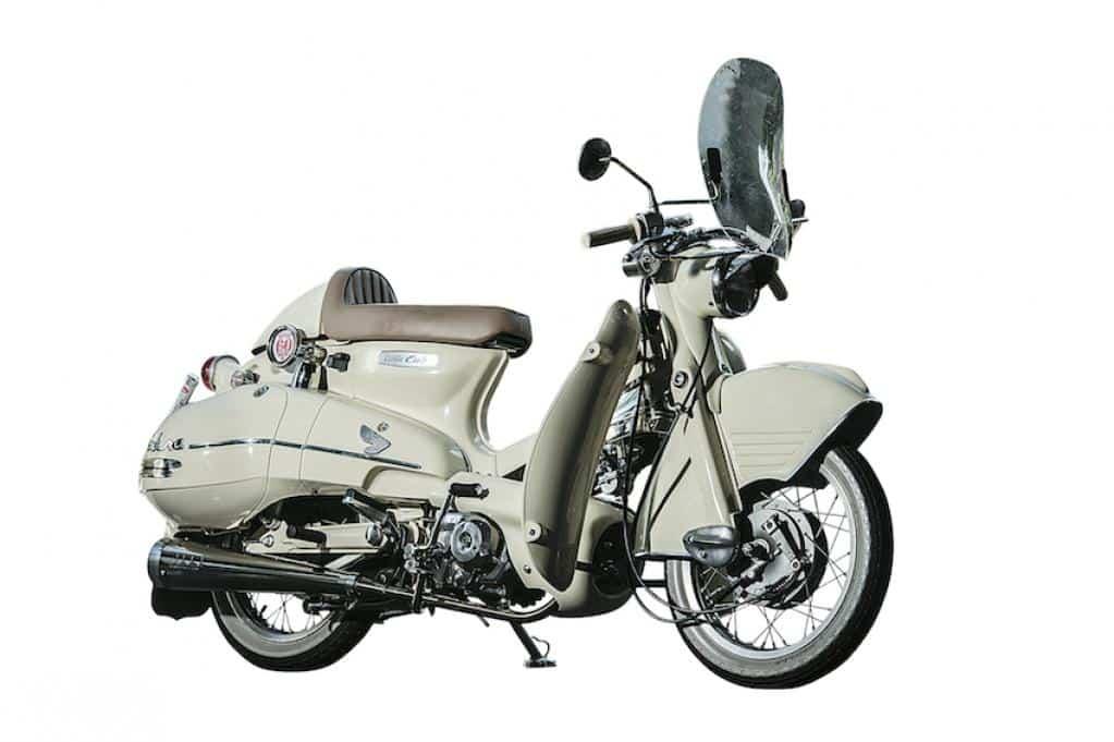 """1618915265 926 Honda King Cubra Custom Honda Super Cub personalizado """"King Cubra"""" de Japón"""