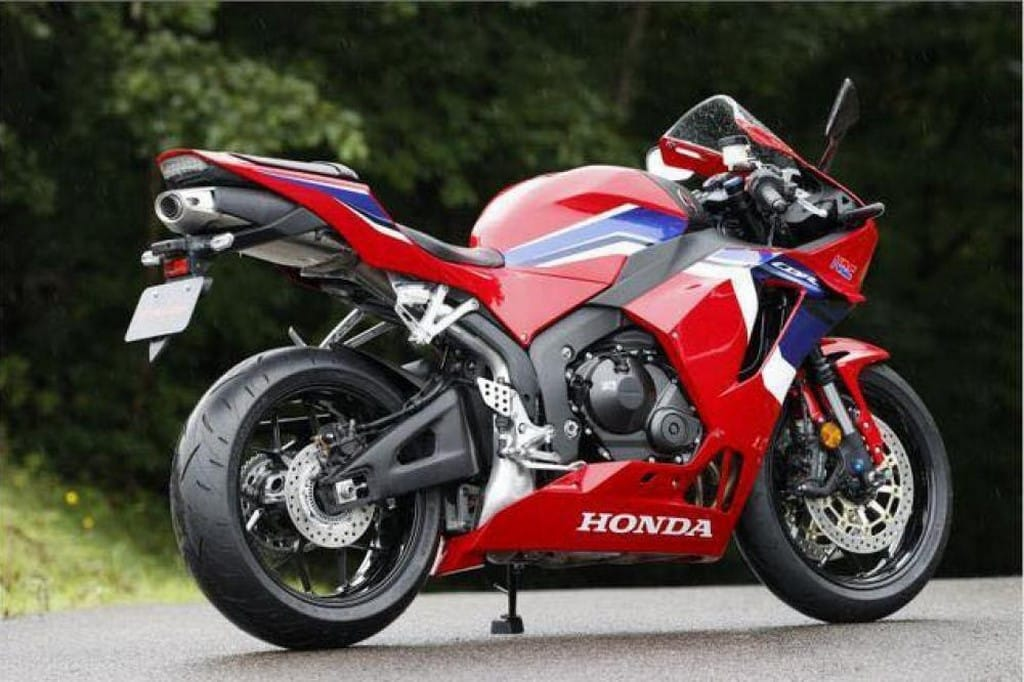 1618984974 328 Honda CBR600RR Tail Honda CBR600RR lanzada, ¡HRC CBR600RR solo para pista anunciada!