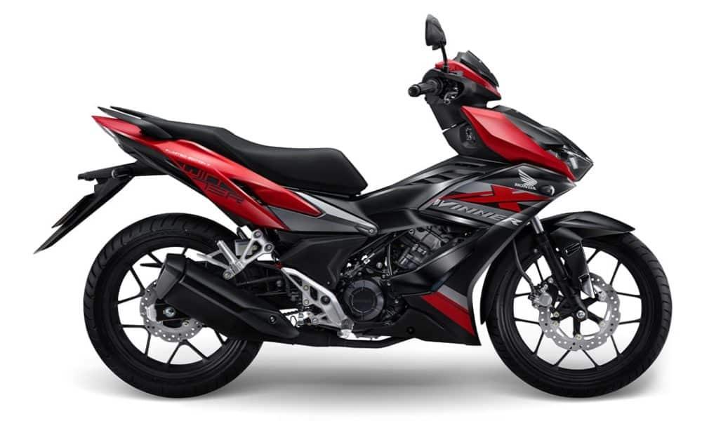 2021 Honda Winner X Limited Edition Vietnam 002 Fotos espía de Honda Winner X (Honda RS150R V3) vistas en Malasia