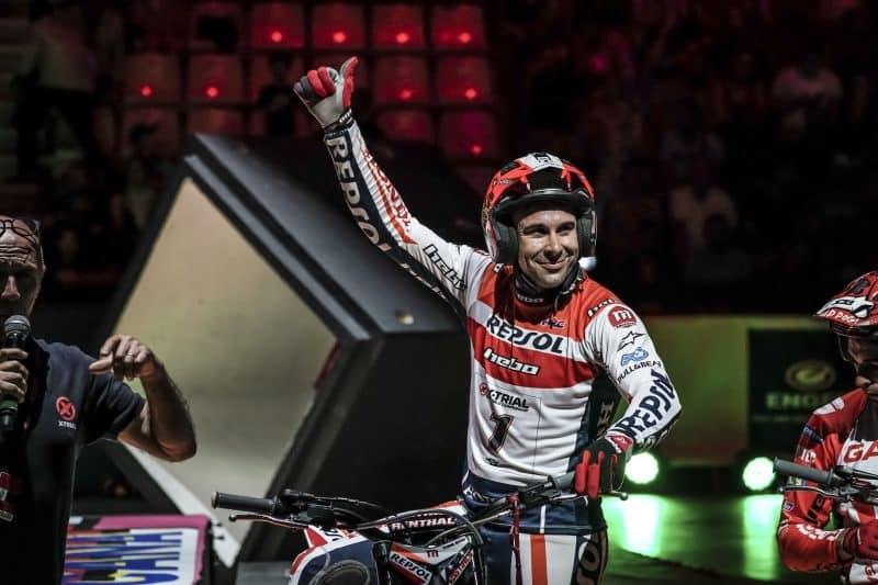 5e68d02ee4f5c0.50455620 Toni Bou del Repsol Honda Team se proclama Campeón del Mundo de X-Trial 2020