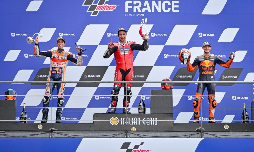 7f6819a0 287c 45dd b866 48292394bb4c Danilo Petrucci lucha contra pistas mojadas para conseguir su primera victoria en Le Mans