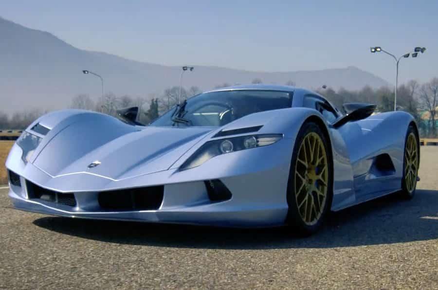 89 top 10 electric sports cars aspark Los 10 mejores autos deportivos eléctricos 2021