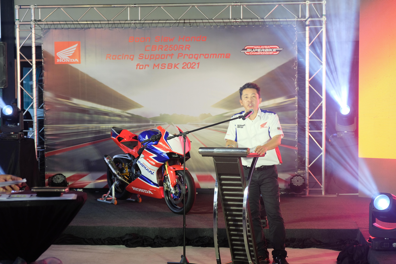 DSCF1056 Ahora puede comprar Race Spec Honda CBR250RR en Malasia