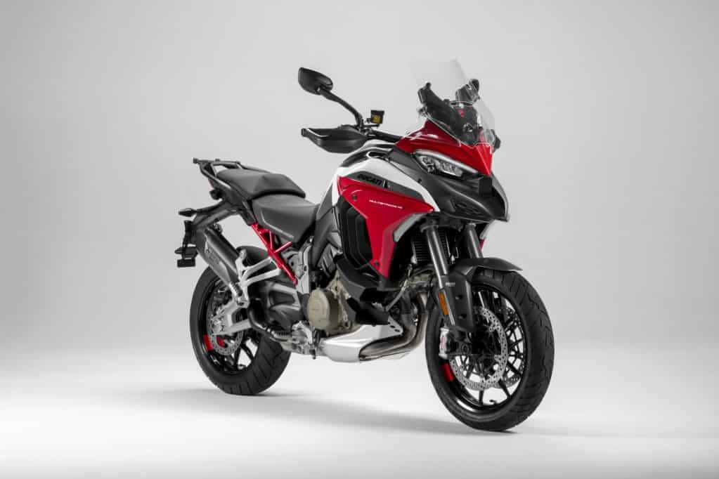 DUCATI MULTISTRADA V4 S SPORT 2 UC207804 High e1604563964152 Ducati presenta las nuevas Ducati Multistrada V4, V4 S & V4 S Sport 2021