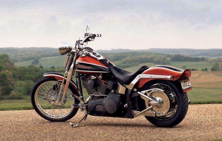 Harley Davidson Springer 3 ¿Qué es una Harley Davidson Springer?
