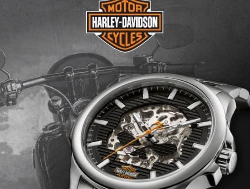 Harley Davidson Watch Los cinco mejores relojes Harley Davidson que el dinero puede comprar