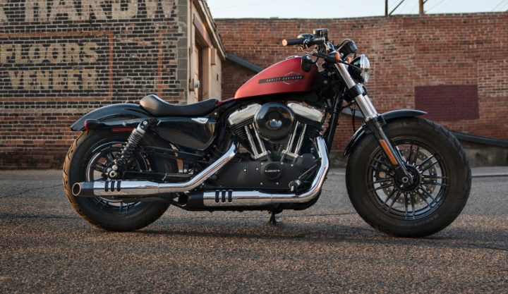 Harley Forty Eight 1