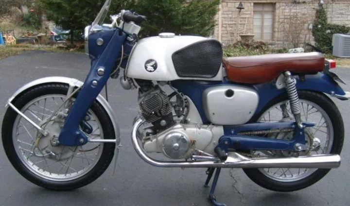 Honda Las cinco mejores motocicletas Honda de los años 60