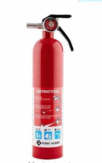 Los 7 mejores extintores de incendios para automoviles de 2020 Los 7 mejores extintores de incendios para automóviles de 2020 (el mejor extintor de incendios para automóviles clásicos) - AutoVfix.com