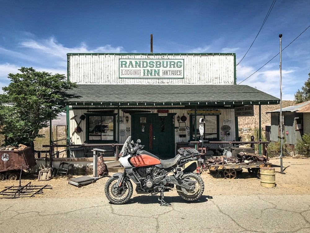 Revisión de Harley-Davidson Pan America 2021