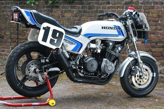 Concepto Honda CB-F
