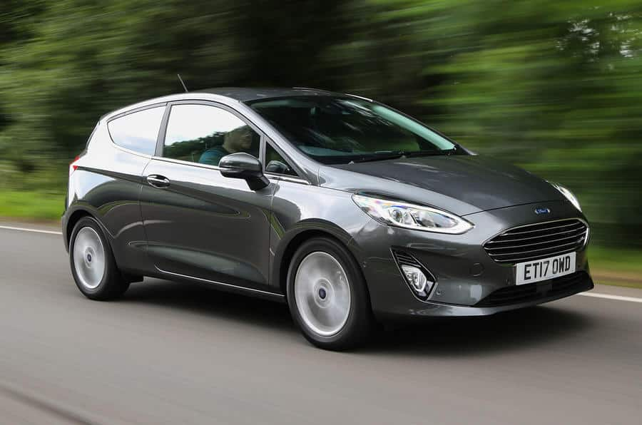 ford fiesta 6 Top 10 mejores superminis 2021