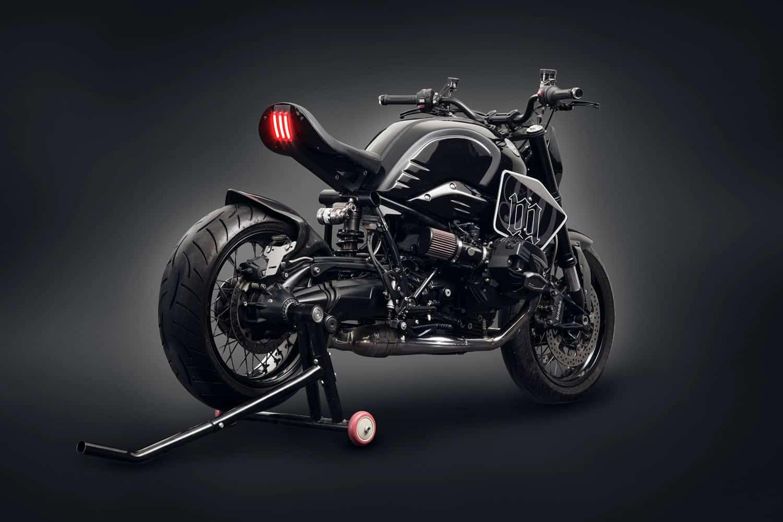mandrill garage bmw r ninet dark fighter 9 Mandrill Garage presenta la BMW R nineT personalizada: una 'Dark Fighter' del Lejano Oriente