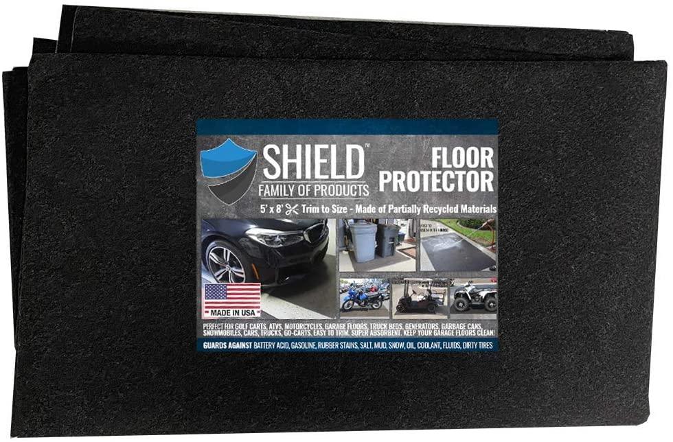 Protector de piso de la familia Shield Alfombrilla de aceite absorbente de primera calidad