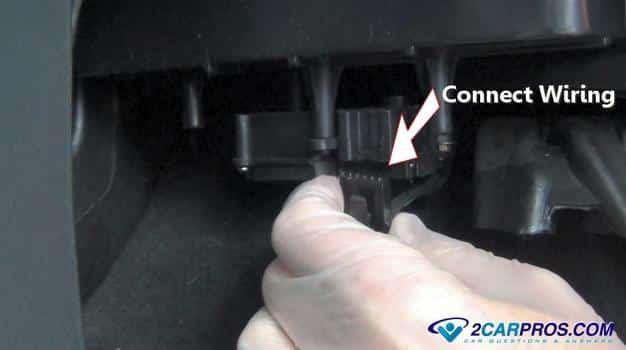 connect blend door actuator wiring Cómo reemplazar un actuador de puerta de mezcla automotriz