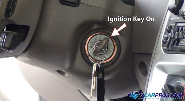 ignition switch on 1431