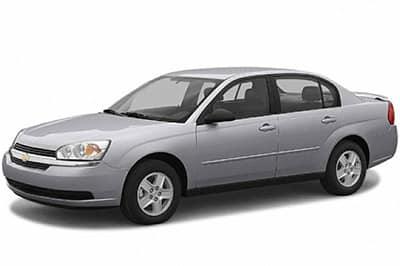 Chevrolet Malibu 2004 2007