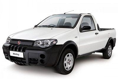 Fiat Strada 2007 de 2017
