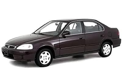 Honda Civic 1996 2000