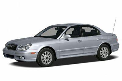 Hyundai Sonata EF 2002–2004