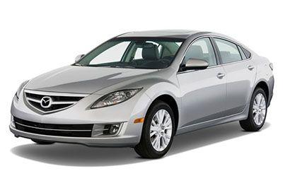 Mazda 6 GH1 2009 2012