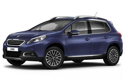 Peugeot 2008 2013 2016