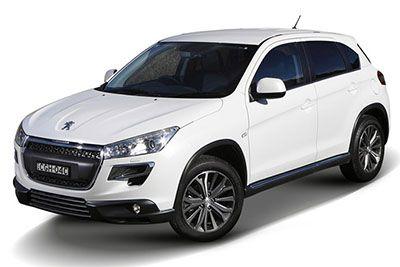 Peugeot 4008 2012 2018
