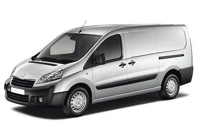 Peugeot Expert VU 2007 2016