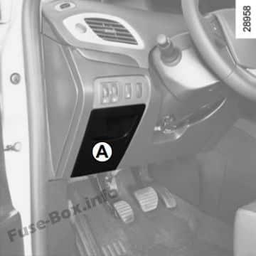 Renault Scénic III 2010 2016 20180317034907581