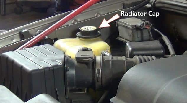 Tapón de radiador 5225