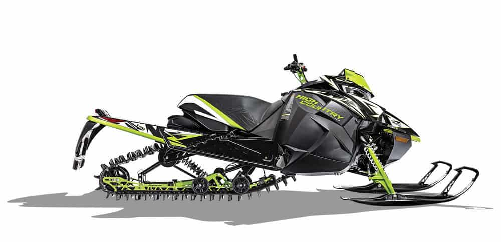 2018 Arctic Cat XF 9000 High Country Limited 153