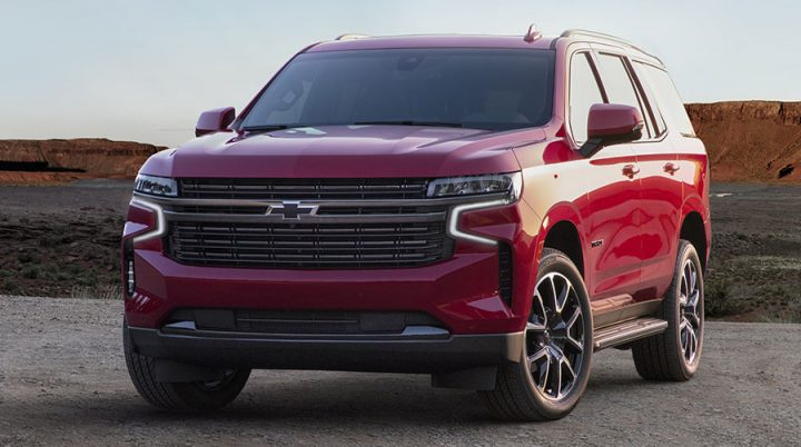 2021 Chevrolet Tahoe Fifth Generation 1 scaled