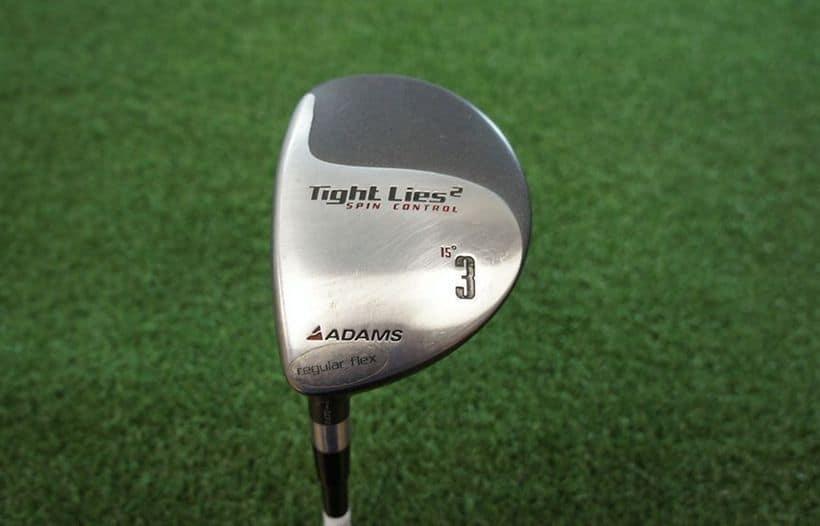 Control de giro Adams Golf Tight Lies