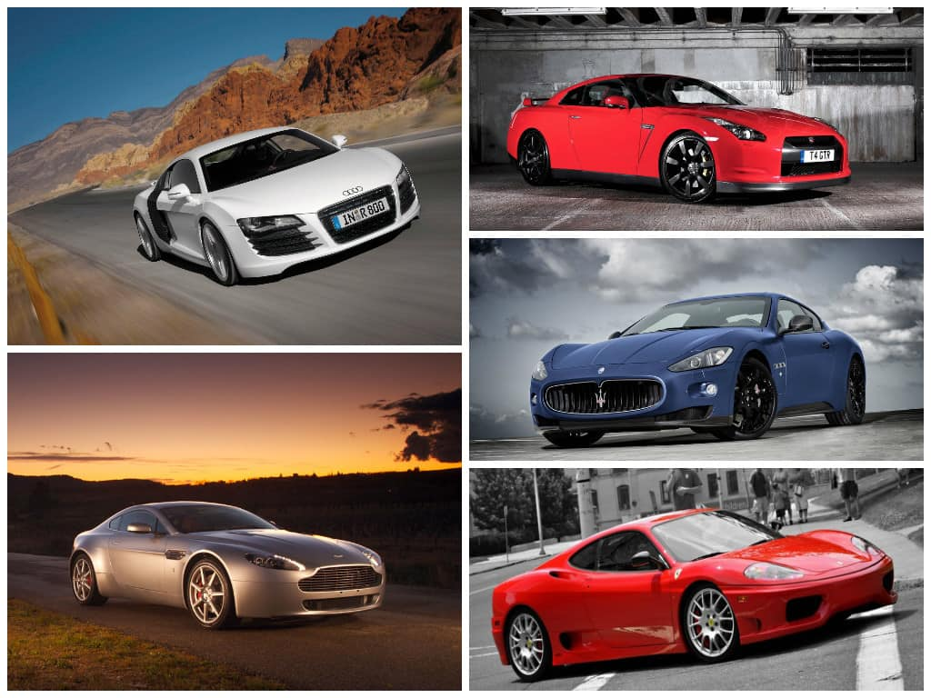 Affordable Exotic Cars