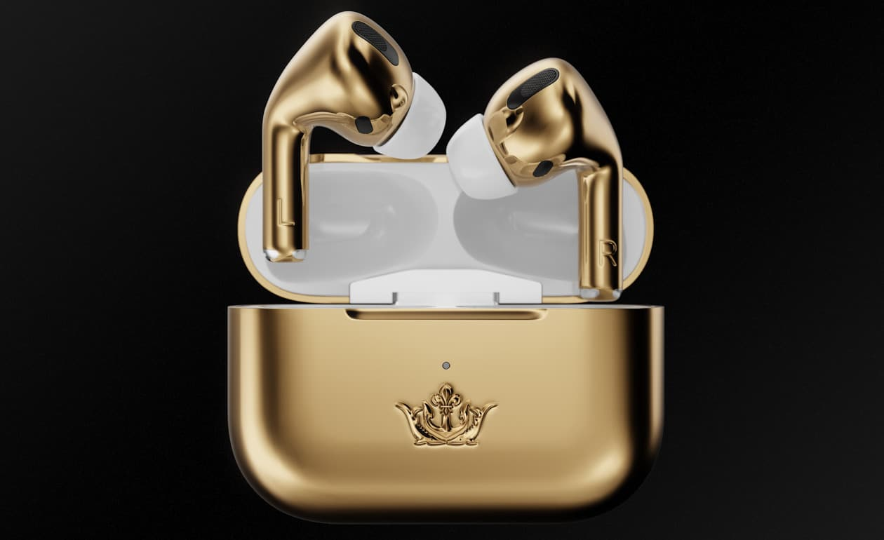 Apple AirPods Pro Gold Edition 1