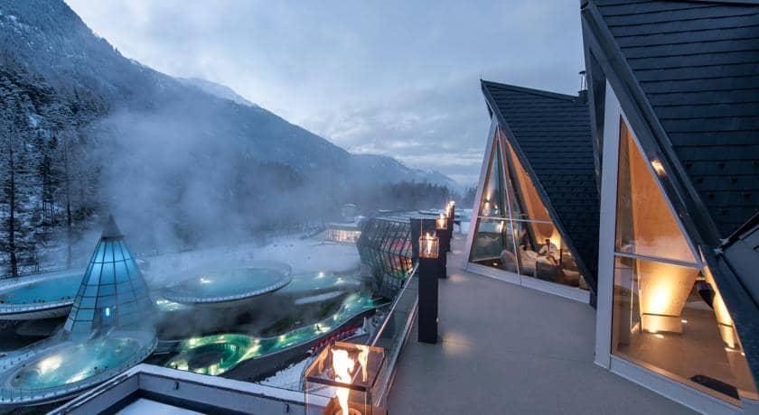 Aqua Dome thermal resort 2