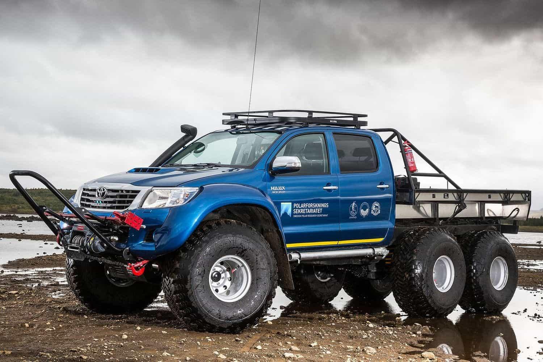 Camiones árticos AT44 6X6