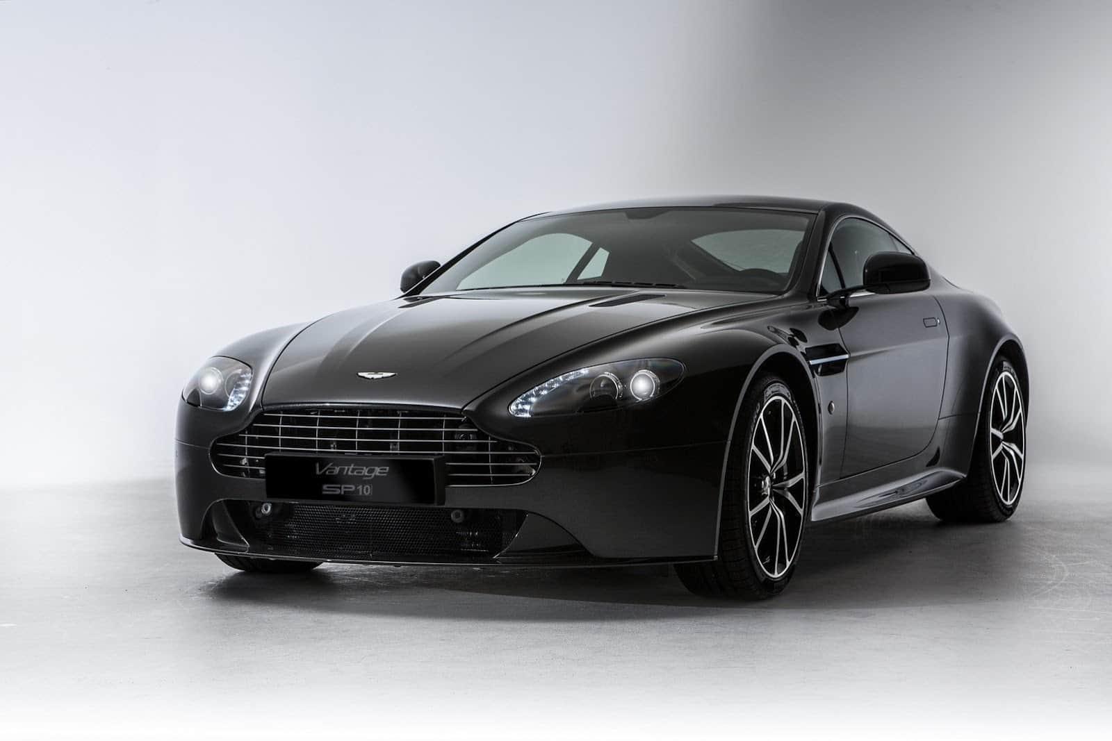 Aston Martin Vantage SP10 1