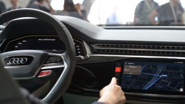 Audi Q8 Android Auto