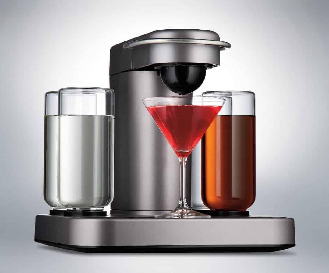 Máquina de cócteles premium bartesiana