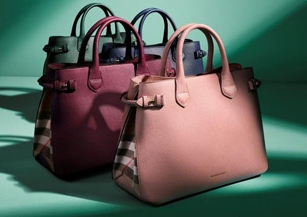 Burberry The Banner Bag 1