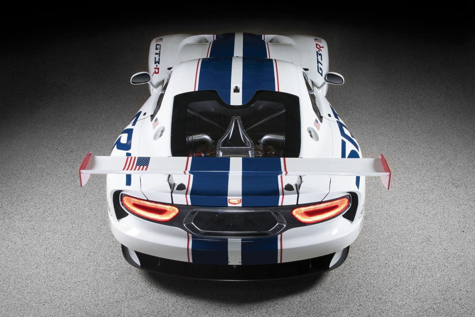Dodge SRT Viper GT3 R 2