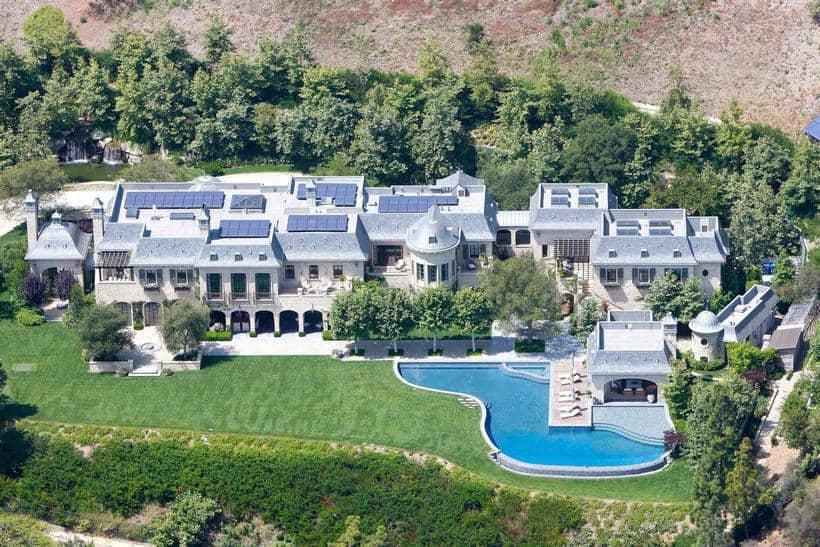 Casa del Dr. Dre
