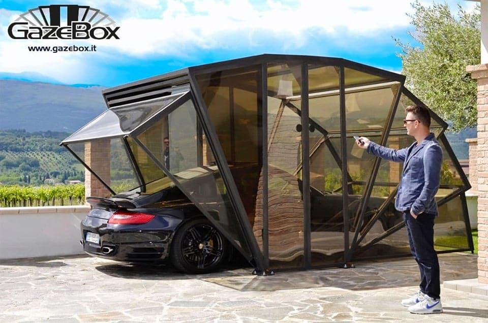 Gazebox garage 1