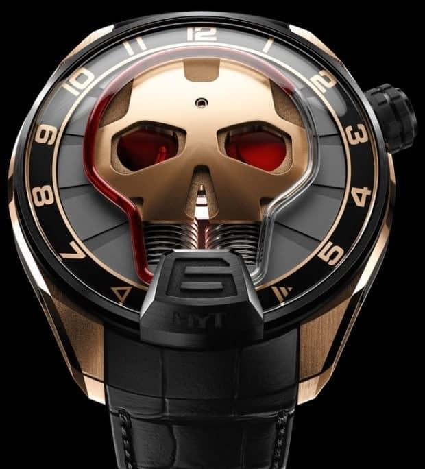 HYT Skull Watch 1