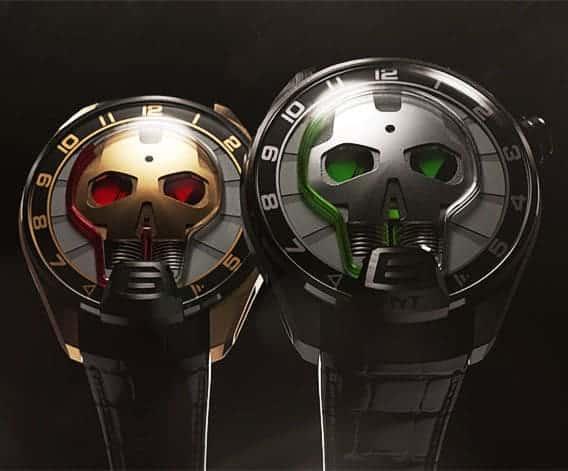 HYT Skull Watch 2