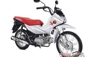 Honda Pop 110i CBS 2019 2